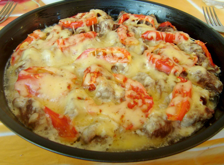 Мясо в духовке рецепты фото 2